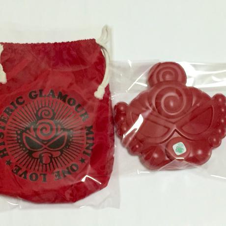 ヒステリックミニ湯たんぽ 赤 グッズの画像