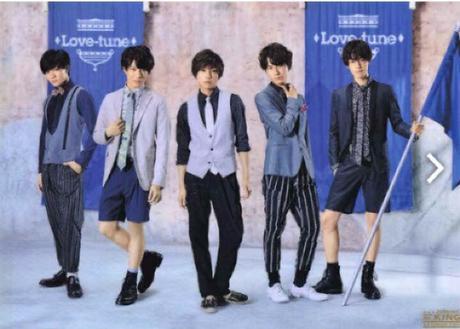 Love-tune  サマステ クリアファイル  新品 コンサートグッズの画像