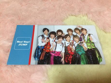 Hey!Say!JUMP 会報