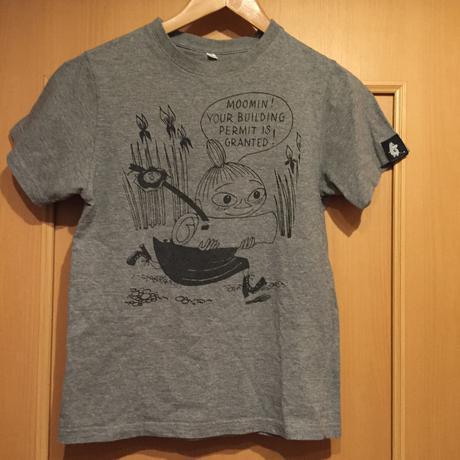 値下げ❗️ムーミン リトルミィ Tシャツ Sサイズ 中古 グッズの画像