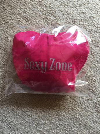 SexyZoneショップバッグ