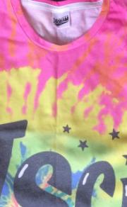 Kis-My-Ft2 Tシャツ I SCREAM コンサートグッズの画像