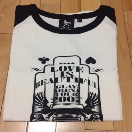 GLAY×ModernAmusementコラボTシャツ ライブグッズの画像
