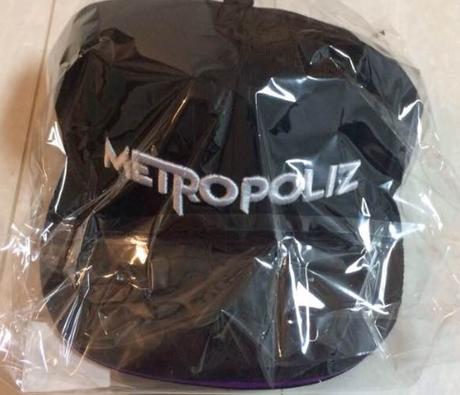 三代目 メトロポリス CAP
