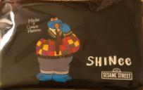 SHINee WORLD 2017 ミンホ カードサイズポーチ ライブグッズの画像