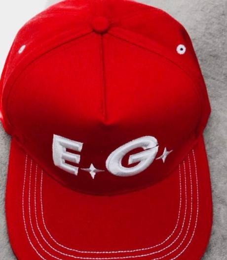 E-girls E.G.SMILE キャップ