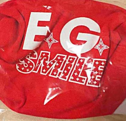 E-girls E.G.SMILE ポーチ