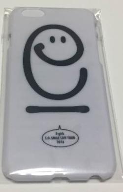 E-girls E.G.SMILE iPhone6ケース