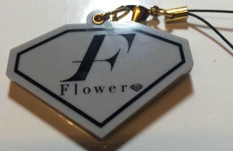 E-girls E.G.SMILE ガチャ ミラー Flower