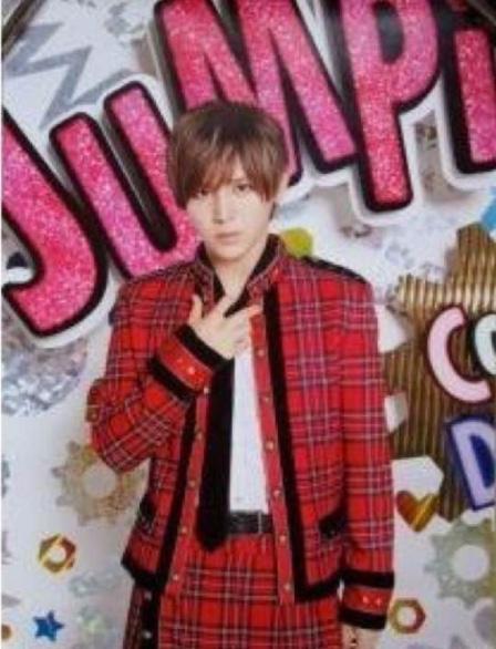 JUMPカウコン 2015-2016 山田涼介ポスター