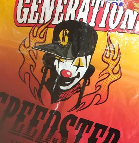 GENERATIONSビニールバッグ ライブグッズの画像