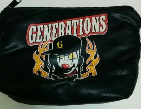 GENERATIONS SPEEDSTER ポーチ