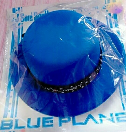 三代目JSB BLUE PLANET シュシュ