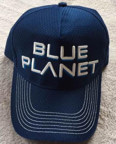 三代目JSB BLUE PLANET キャップ