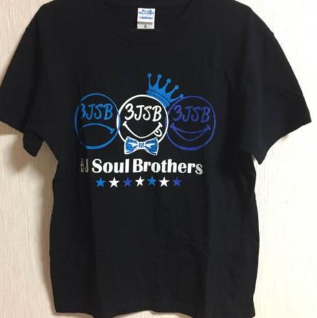 三代目JSBシリーズ Tシャツ 黒