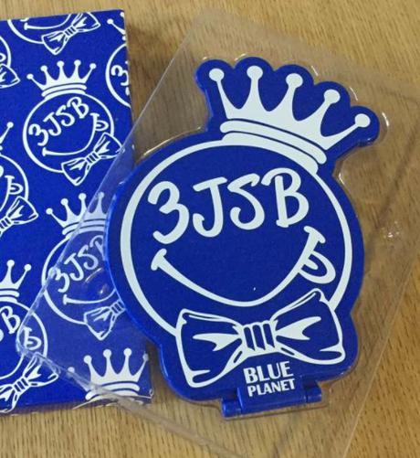 三代目JSBシリーズ ミラー ライブグッズの画像