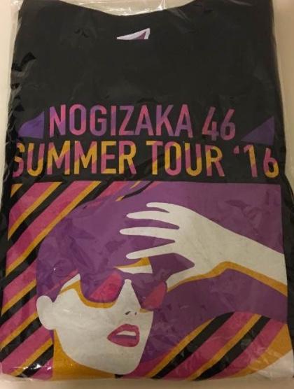 乃木坂46 全ツ2016 福岡限定Tシャツ