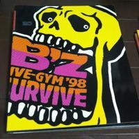 "B'z LIVE-GYM 98 ""SURVIVE"" ライブグッズの画像"