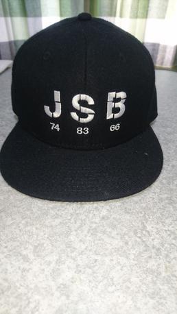 J.S.B. キャップ ライブグッズの画像