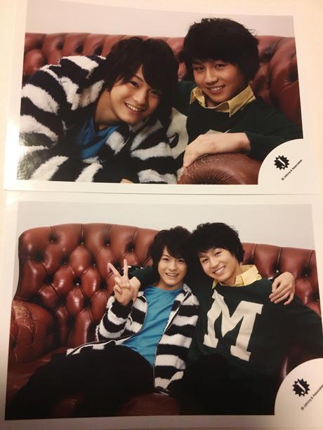 松倉海斗、松田元太 公式写真 コンサートグッズの画像