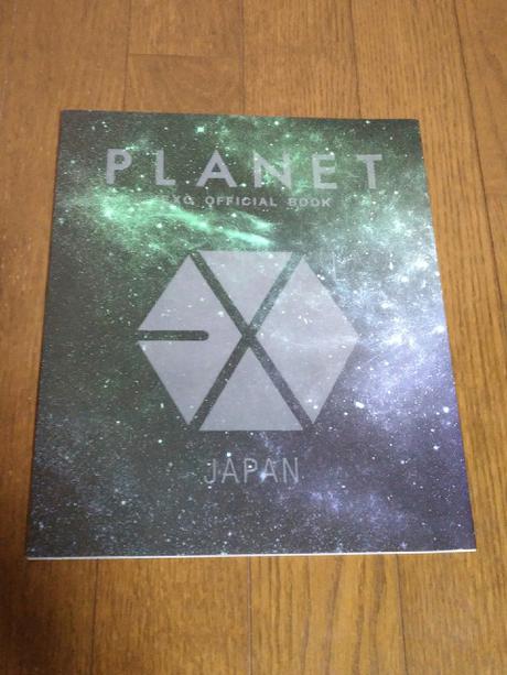 EXO-L JAPANファンクラブ会報NO.1 ライブグッズの画像