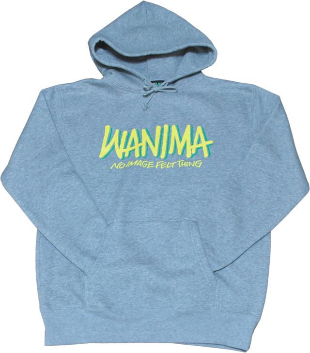 【新品未使用】WANIMA パーカー XL