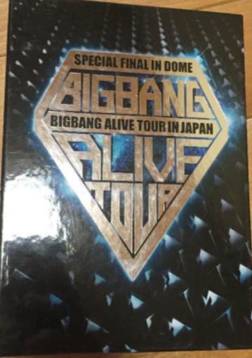 BIGBANG ALIVE TOUR IN JAPAN