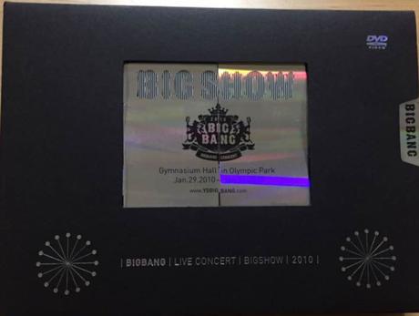 BIGBANG BIGSHOW 2010