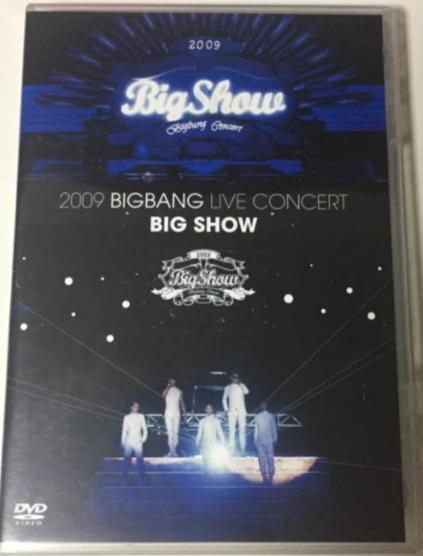 BIGBANG BIG SHOW 2009
