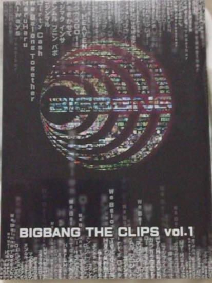 BIGBANG THE CLIP vol.1