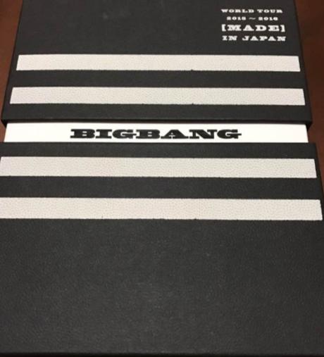BIGBANG WORLD TOUR 2015~16