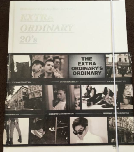 BIGBANG EXTRA ORDINARY20's