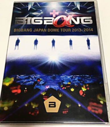 BIGBANG JAPAN DOME TOUR 2013〜2014 ライブグッズの画像