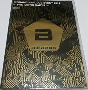 BIGBANG FANCLUB EVENT 2014 Blu-ray