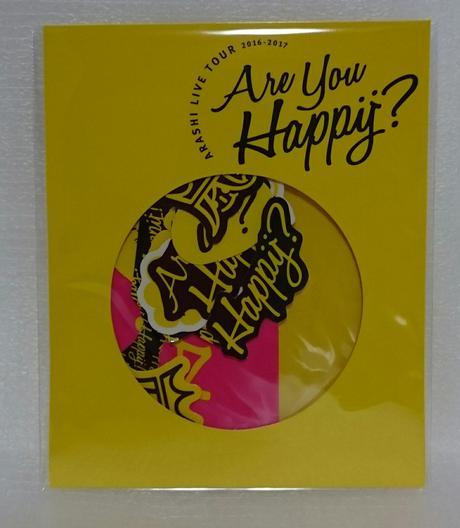 嵐 Are You Happy?  シール