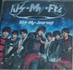 キスマイ Kis-My-Journey 通常盤 コンサートグッズの画像