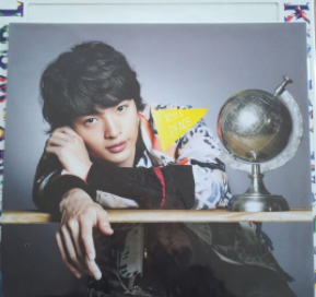 キスマイ Kis-My-WORLD キスショ盤 玉森裕太 コンサートグッズの画像
