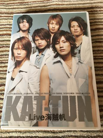 Live 海賊帆 DVD コンサートグッズの画像
