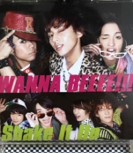 キスマイ WANNA BEEEE!! ショップ限定版 コンサートグッズの画像