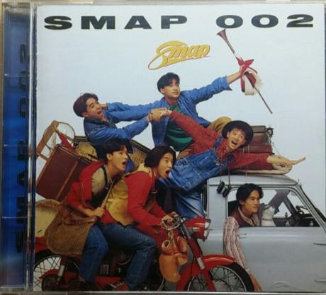 SMAP 002 CD