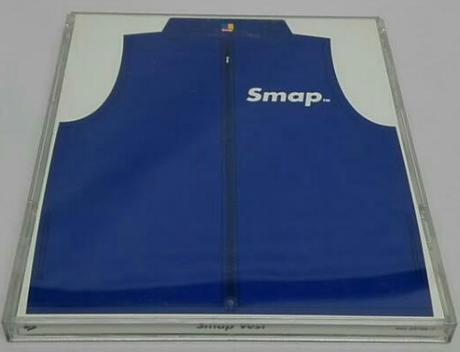 SMAP Vest 初回ブルージャケットBEST