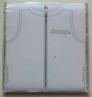 SMAP Vest ホワイトジャケットBEST