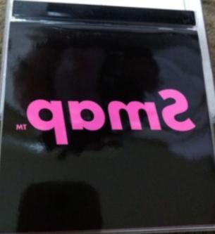 SMAP ウラスマ CD