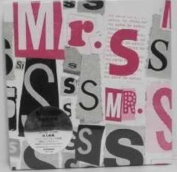 SMAP Mr.S 初回限定盤 2CD+DVD