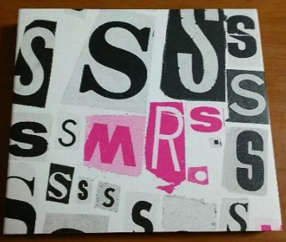 SMAP Mr.S 通常盤アルバム