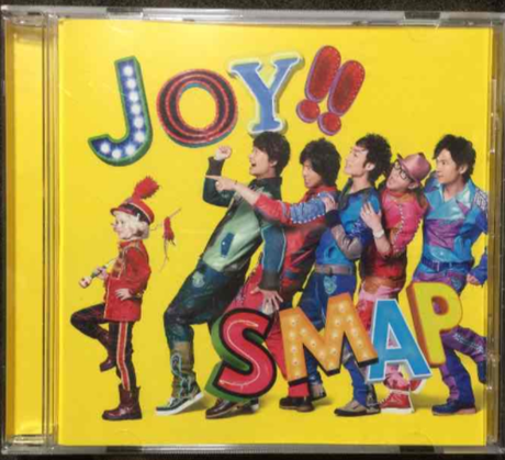 SMAP 通常盤CD JOY!