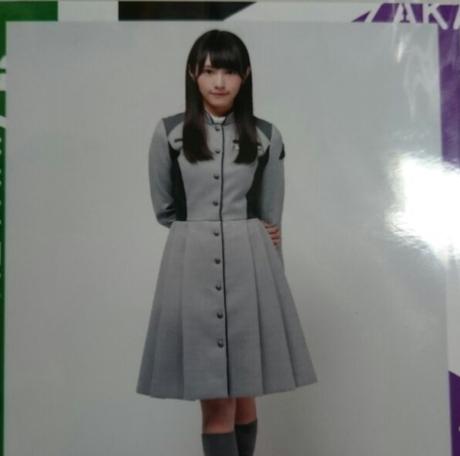 欅坂46 渡辺梨花 生写真 「語るなら未来を 」(美品) ライブ・握手会グッズの画像