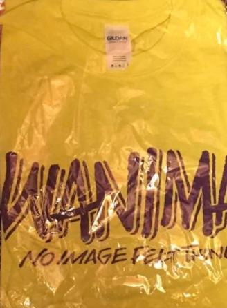 WANIMAライブTシャツMサイズ ライブグッズの画像