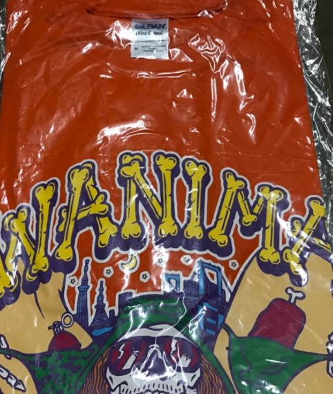 WANIMA  Are You Coming ツアーTシャツM