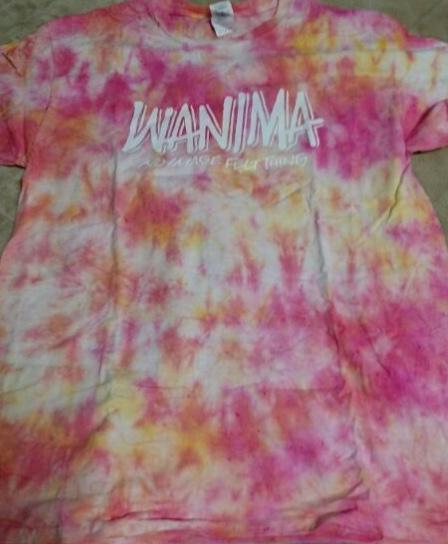 WANIMA タイダイTシャツ Lサイズ